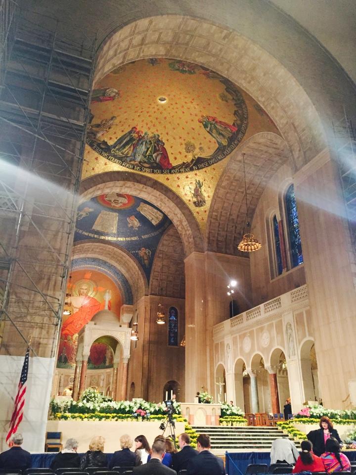 Basilica Virg
