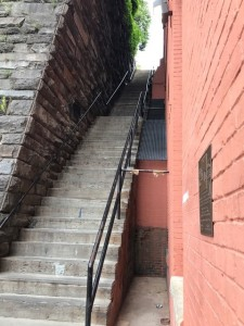 Exorcist Stairs-Side