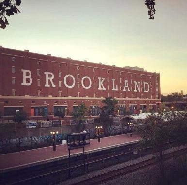 Brookland metro shot